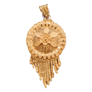 Stunning Gold Pendants For Women PENDANT486