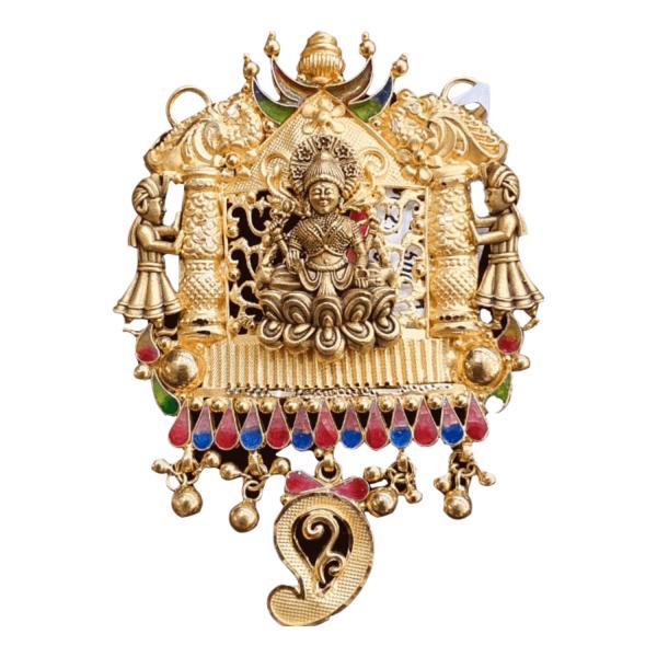 Stunning Gold Pendants For Women PENDANT644