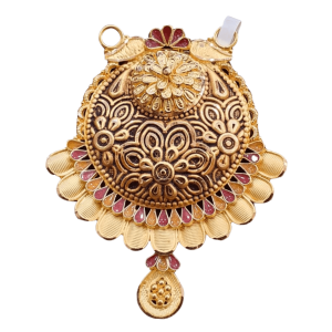 Stunning Gold Pendants For Women PENDANT646