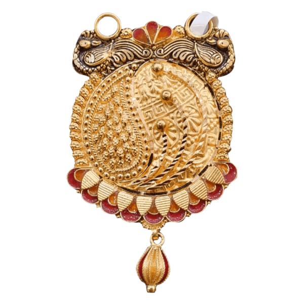 Stunning Gold Pendants For Women PENDANT647