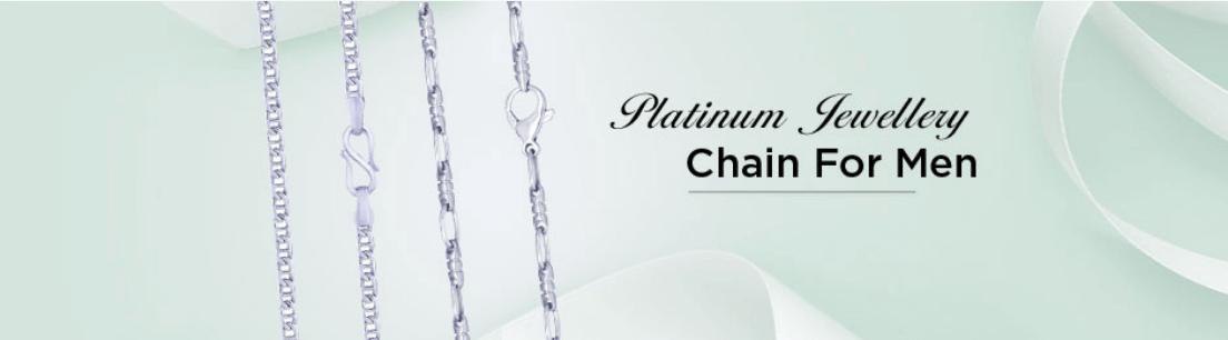 Platinum Chain for Men