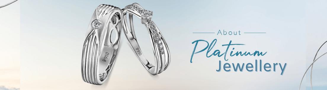 Platinum Jewellery Collection