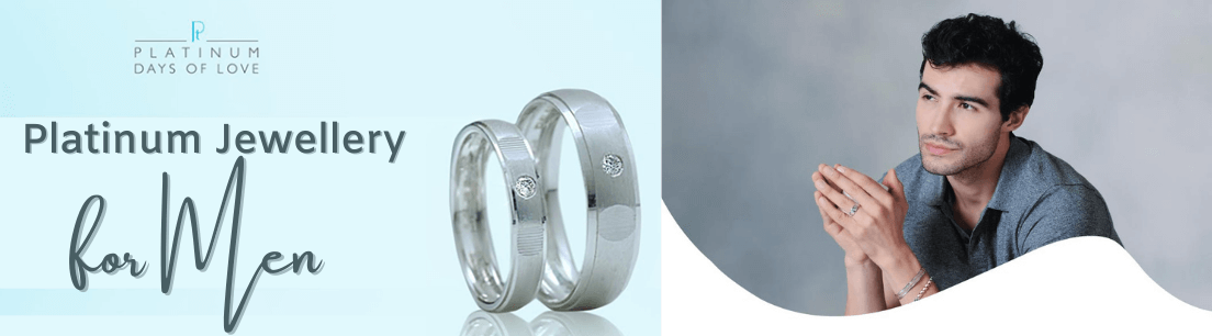 Platinum Jewellery for Men