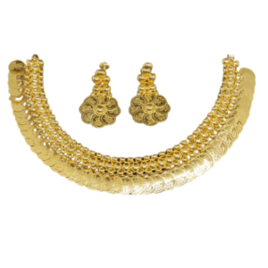 Exclusive Gold Necklace Set for Women SET555