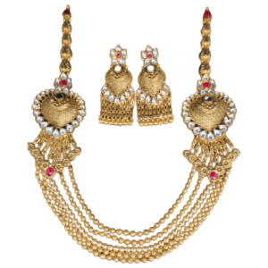 Exclusive Gold Necklace Set for Women SET557