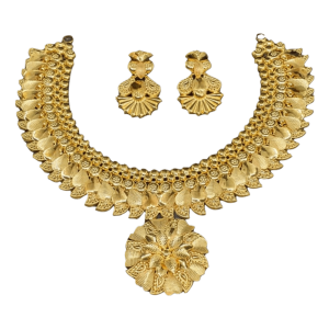 Exclusive Gold Necklace Set for Women SET682