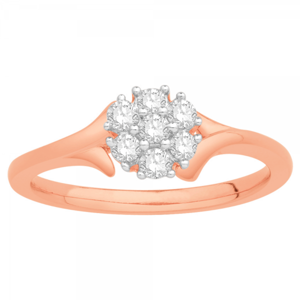 Gorgeous Casual Diamond Rings for Women SIL214
