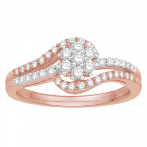Gorgeous Casual Diamond Rings for Women SIL228PR
