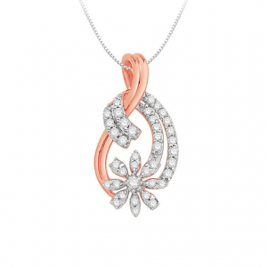Diamond Pendant for Women SIL253PR