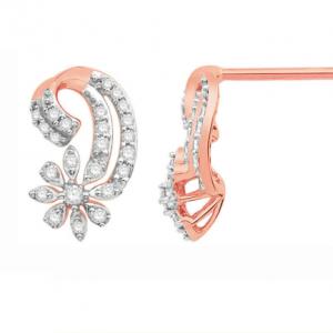 Diamond Earring for Women SIL254PR