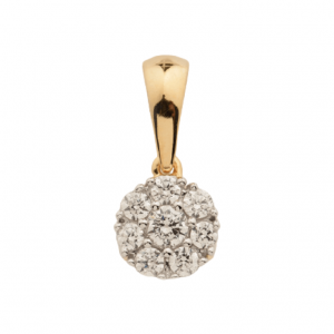 Diamond Pendant for Women SIL283YR