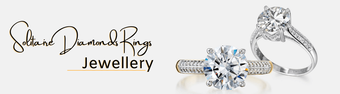 Solitaire Diamond Ring Jewellery Collection