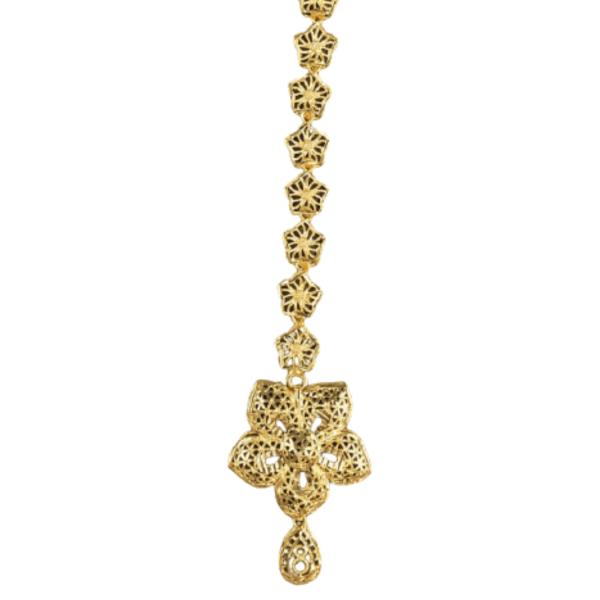 Elite Gold Maang Tikka for Women TIKKA187
