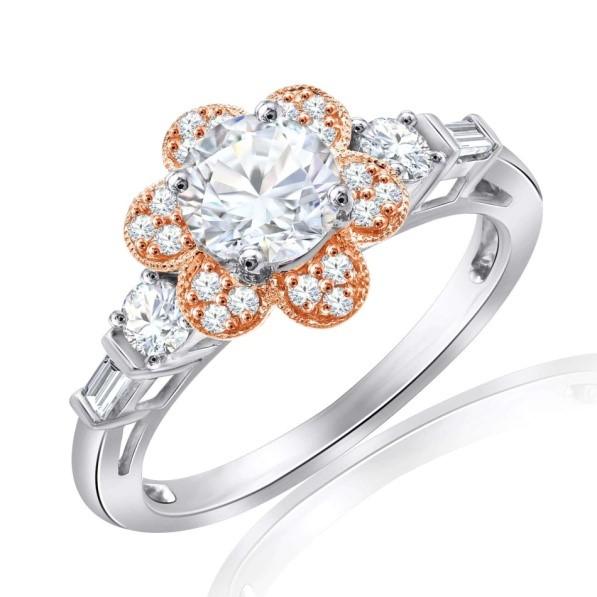 buy diamond rings for engagement