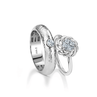 platinum ring for couples